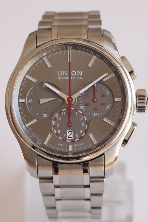 Union Glashütte Chronograph